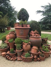 憧れの Whichford Pottery - piecing・針仕事と庭仕事の日々