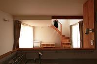 内部竣工写真奈良三郷町の家 - 加藤淳一級建築士事務所の日記