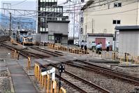 藤田八束の鉄道写真@京都駅で瑞風をお迎えしました。京都駅駅員さんと瑞風、京都駅歓迎の様子・・・トワイライトエキスプレス瑞風 - 藤田八束の日記
