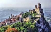 サンマリノ神社 - San Marinoの海を越えて