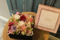ボックスフラワー宮崎まで - 北赤羽花屋ソレイユの日々の花