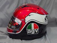 "Arai Helmet RX-7X "" KENNY "" - YUHIRO&M DESIGNS2"