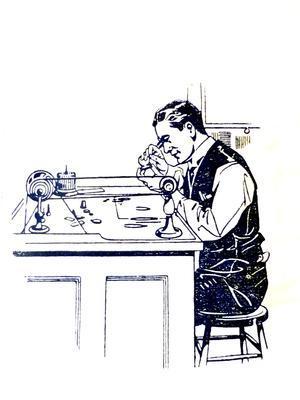ブログ更新についてのご案内 - トライフル・西荻窪・時計修理とアンティーク時計の店