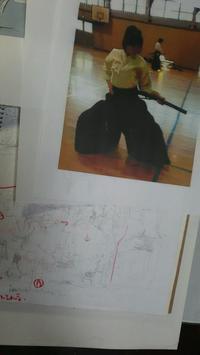 次のシーンの作画開始 - HIRAKAWA JUN 平川 準 描いたり弾いたり