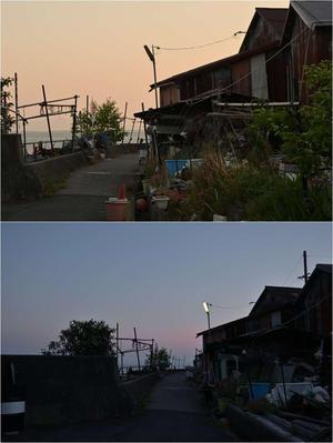 沖島の夜を歩く ♯6 - あ お そ ら 写 真 社
