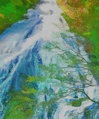 奥日光湯滝 - 光 塗人 の デジタル フォト グラフィック アート (DIGITAL PHOTOGRAPHIC ARTWORKS)