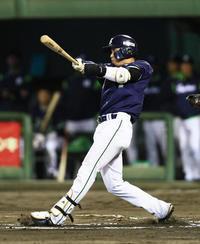 3年ぶり福島でプロ野球公式戦開催 - ファン歴47年 神宮の杜