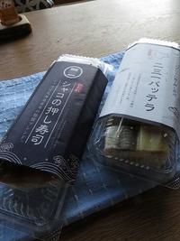厚田の道の駅を訪ねて。その2、シャコの押寿司! - あいやばばライフ