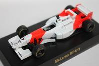 1/64 Kyosho McLaren F1 MP4/11 - 1/87 SCHUCO & 1/64 KYOSHO ミニカーコレクション byまさーる