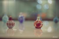 red bottles - マトリョーシカ
