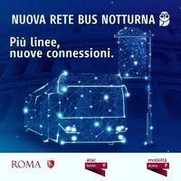 """""""メトロ駅経由「夜間バスの名称が変更」されたよ♪"""" - 「ROMA」在旅写ライターKasumiの最新!イタリア&ローマあれこれ♪"""