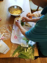 サンドイッチ作り - みんなのわが家はるかブログ
