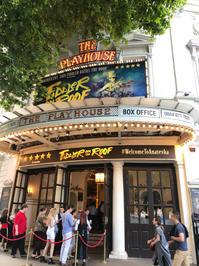 West Endで「屋根の上のヴァイオリン弾き」 - Lovely! in London