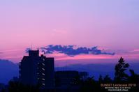 夕刻と彩雲 - WEEKEND REAL LIFE-STYLE