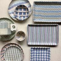 涼を感じるクラフト展 - irodori窯~pattern pottery~