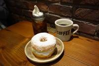 タミルズでドーナツとコーヒーソフト - *のんびりLife*