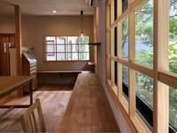学園前喫茶と雑貨のお店進捗状況9 - 国産材・県産材でつくる木の住まいの設計 FRONTdesign  設計blog