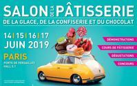 パティスリーの祭典Salon de la Patisserie  2019 - Hayakoo Paris
