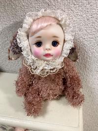 ドルフェス3日前。。ruby人形教室生徒様作品〜〜♪ふま様の場合♪^^ - rubyの好きなこと日記