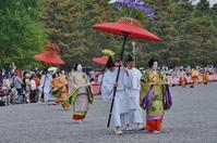 葵祭(7)斎王代列・命婦 - たんぶーらんの戯言