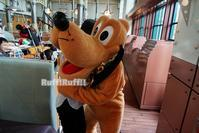 [イン日記]風邪をも吹き飛ばすミッキーマウスのホスピタリティ② - Ruff!Ruff!! -Pluto☆Love-
