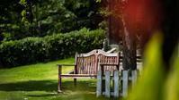 透明人間が佇む英国庭園 - Soul Eyes