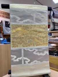 老舗中の老舗の特選袋帯が本日入荷です! - 着物Old&Newたんす屋泉北店ブログ