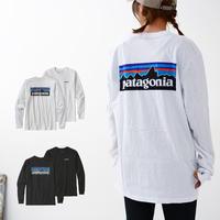 Patagonia [パタゴニア] Men's L/S P-6 Logo Responsibili-Tee[39161] メンズ・ロングスリーブ・P-6ロゴ・レスポンシビリティー・MEN'S - refalt blog