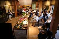 「薬草料理」を食す - HISHIOARTS in Katsuyama Japan