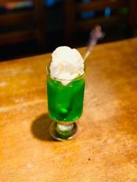 夏のクリームソーダ - マコト日記