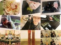 10年越しで完成した☆家族のための写真集『おじいちゃんとおばあちゃんの「お葬式」と「愉快なる日々の想い出」』! - maki+saegusa