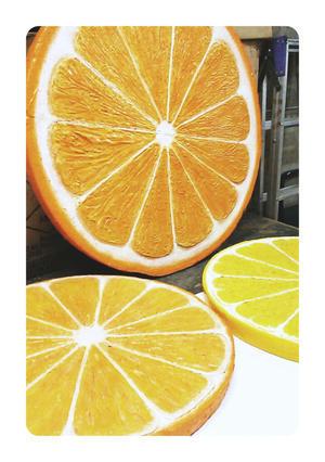 fruit slice制作中! -