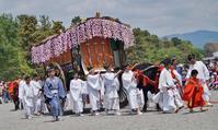 葵祭(10)斎王代列・牛車 - たんぶーらんの戯言