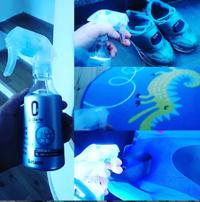 これからのジメジメする時期の除菌、消臭にもおすすめです。 - 初ブログですよー。