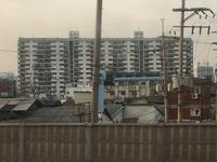 文來洞の「南星マンション」の屋上に上ってみた - 韓国アート散歩