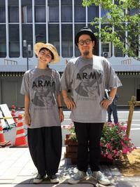 ベートーヴェンとARMYのTシャツ!! - WAXBERRY BLOG