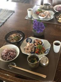 6月の料理教室と六甲道「いわもと」さん - 料理画報