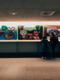 10度目の台湾。深夜の桃園機場で思ったこと。 - 台湾に行かなければ。