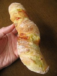 とうきびとチーズのパン - slow life,bread life