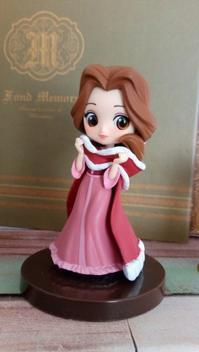 Qposket Disney Characters Qposket petit ~Belle Dreamy Style~ - ゆのきのとミルクティー