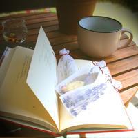 〈本の栞ポプリ〉本を開いたら、ふわっと香る。 - poem  art. ***ココロの景色***