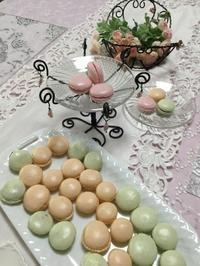 マカロンのレッスンでした〜〜 - 恋するお菓子