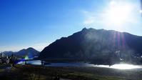免疫アップのクリアリング・ワークショップ_長良川と金華山を眺めながら - Clearing Method  クリアリング・メソッド