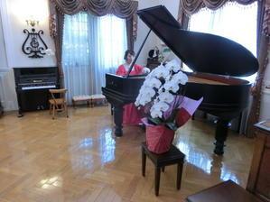 ピアノサロンコンサート@English tea garden Masuda - ピアニスト丸山美由紀のページ