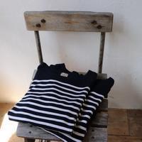 6/14 フランスタイプ ボーダーシャツ(半袖)入荷しました - 入荷情報・news