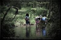 遠い記憶の水遊び - 北海道photo一撮り旅