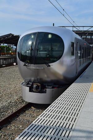 西武鉄道001系、新型特急Laview - 近代建築写真室@武蔵野台地