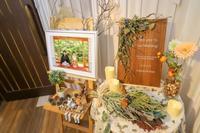 ゲストの皆様をお出迎え~ウエルカムグッズ~ - 箱根の森高原教会  WEDDING BLOG