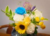 花束 - ぽとすのくずかご
