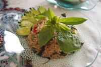 本場以上のカレーペーストタイ料理好きはハーブ栽培までするということ。 - 日本でタイメシ ときどき ***